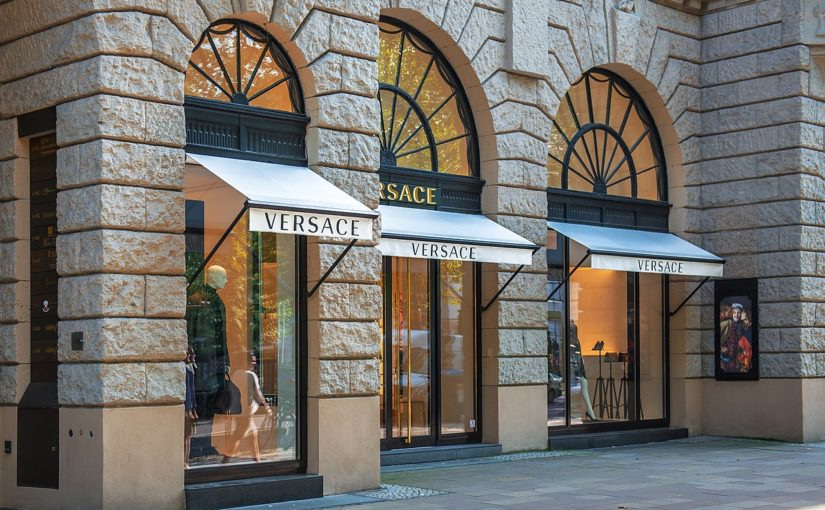Versace in the IPEC: No luck for No Fixed Abode London