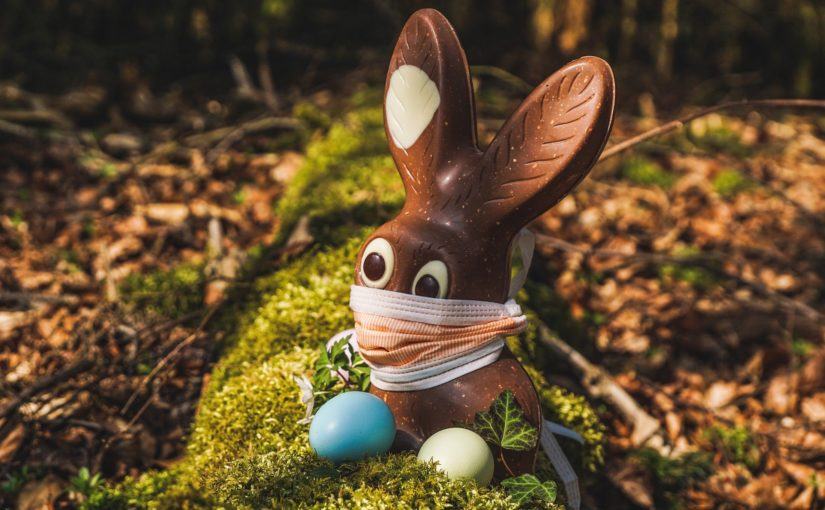 Corona Easter